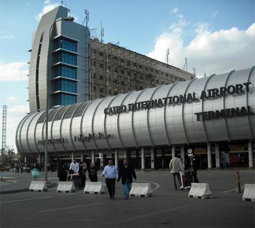 Cairo Intertnational Airport AFP PHOTO