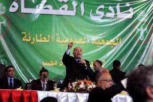 Judges Club Head, Ahmed Al-Zend