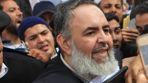 Salafi preacher and former presidential candidate Hazem Salah Abu Ismail(AFP Photo)