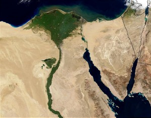 The Ministry of Electricity and Energy (MOEE) announced a regional control centre project to be built in the Nile Delta. (Wikimedia Commons/Jacques Descloitres)
