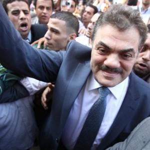 The head of the Al-Wafd Party El-Sayed Al-Badawi (AFP File Photo)